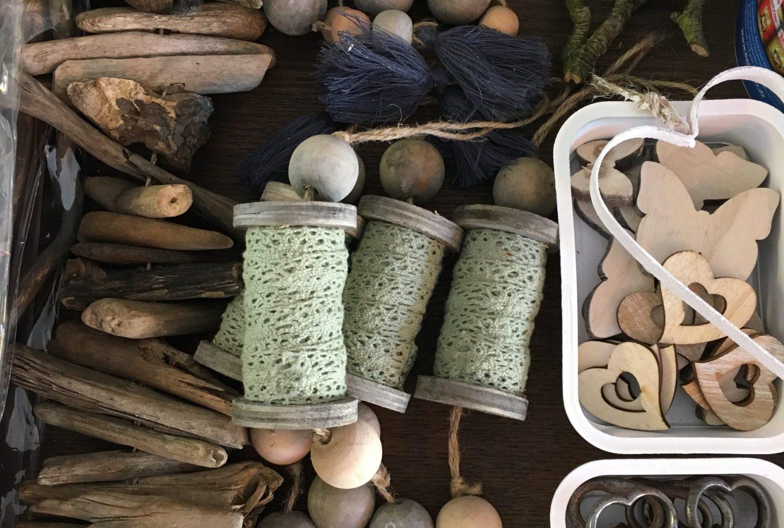 Osterbasteln im Atelier