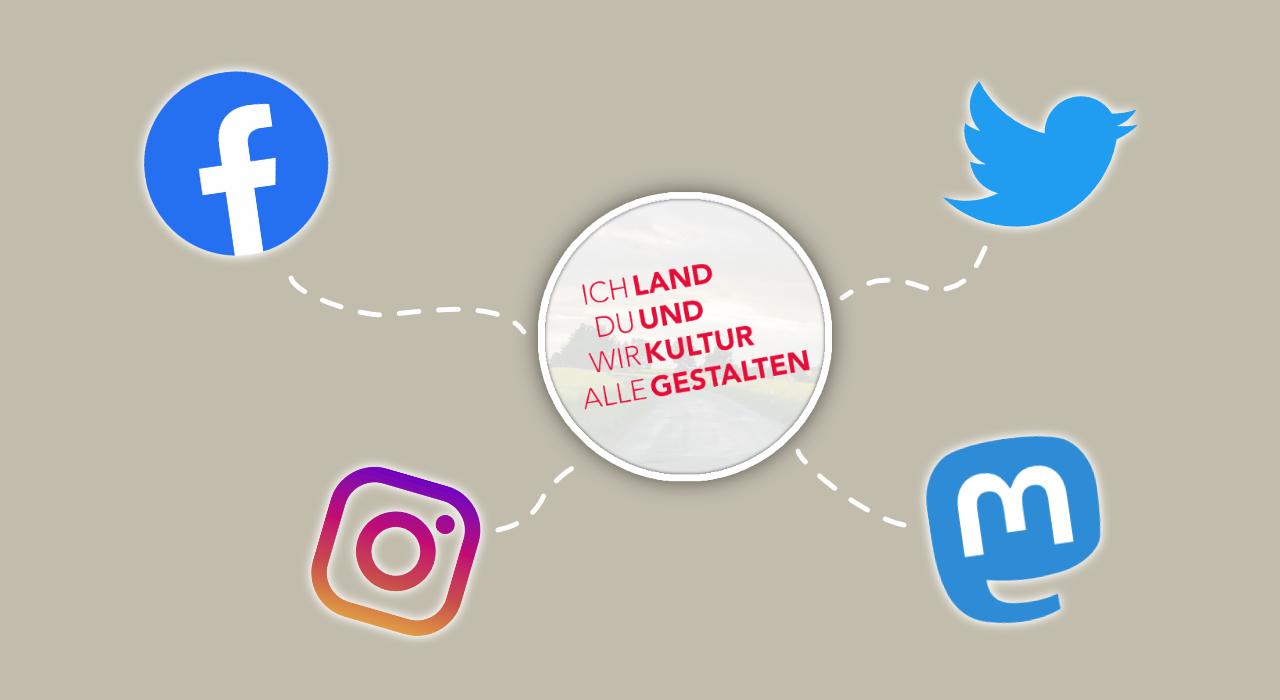 Jetzt auch auf deiner Lieblings-Social-Media-Plattform