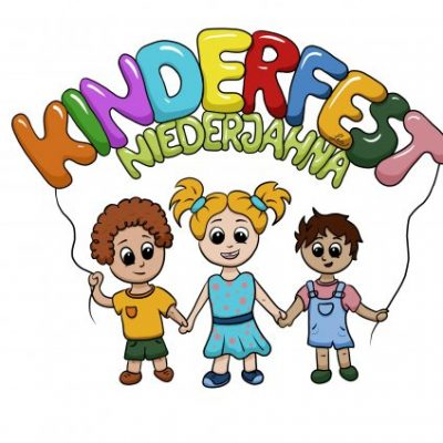 Kinderfest in Niederjahna