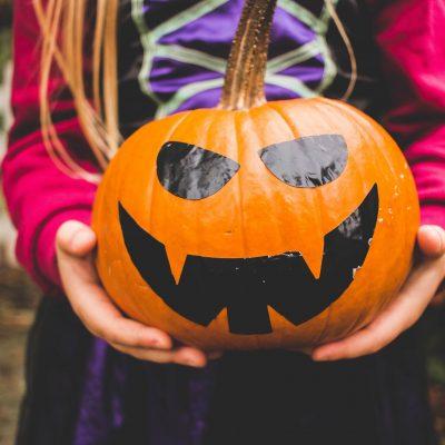 Halloween für Kinder in Niederjahna