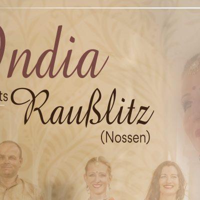 Workshop | Klassisch Indischer Tanz mit Live Musik (ab 14 J.)